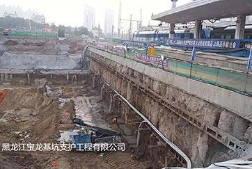 哈尔滨火车站改造