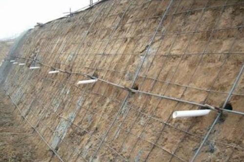 土钉墙支护